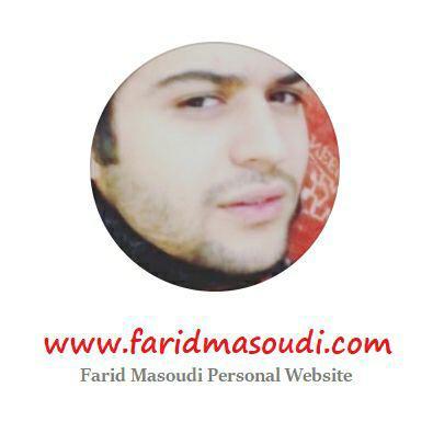 farid masoudi personal website