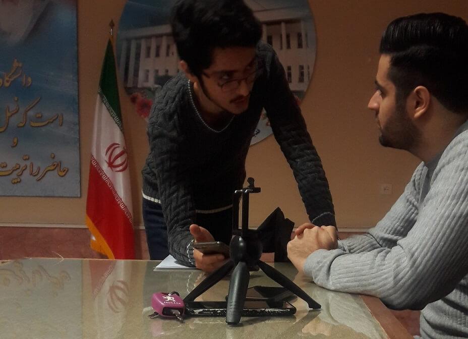 پاسخ به سوالات تحقیقات بازار فرید مسعودی