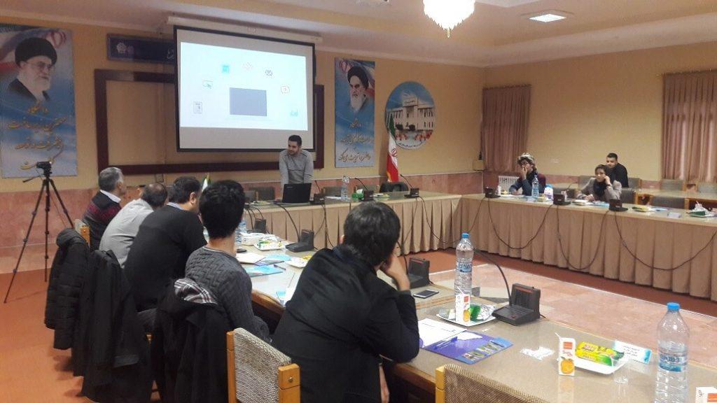 کارگاه تحقیقات بازار Farid Masoudi