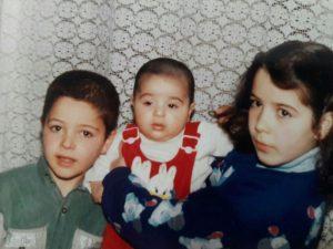 عکس کودکی فرید مسعودی | Photo of childhood Farid Masoudi